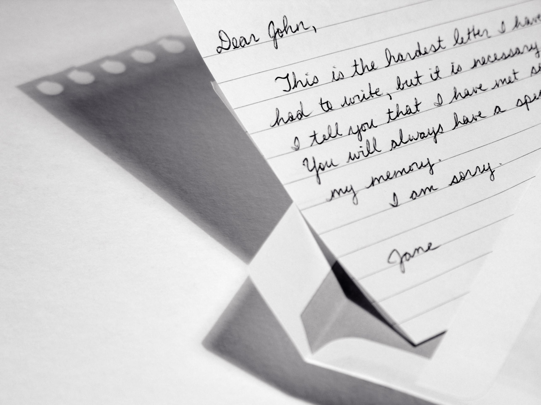 Free breakup letters mitanshu Choice Image