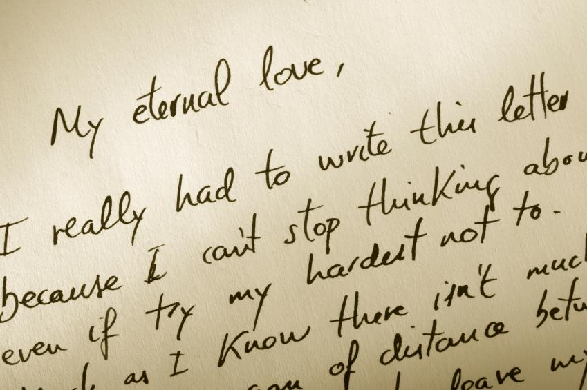 Creative Ways To Write Letters creative ways to say i love you