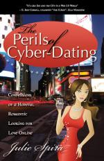 Book cover for The Perils of Cyber-Dating