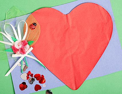 How to Make a Romantic Scrapbook pictures