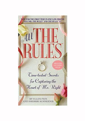 all the rules dating book