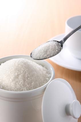 Teaspoon of Sweetener