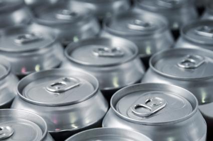 Soda can lids