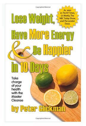 Master cleanse diet details