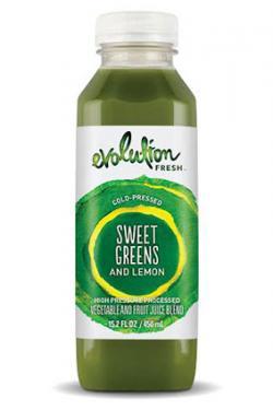 Evolution Fresh Sweet Greens and Lemon