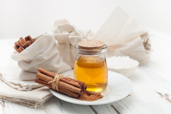 Weight Loss with Cinnamon and Honey