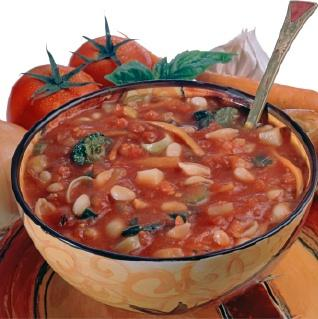 Seven-Vegetable Soup Recipes — Dishmaps