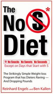 The No S Diet book