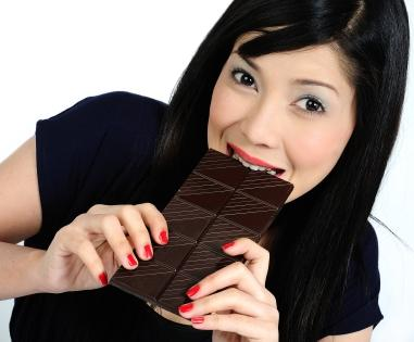 Turning to Chocolate