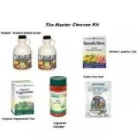 The Organic Master Cleanse Kit