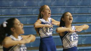 Cheerleading group