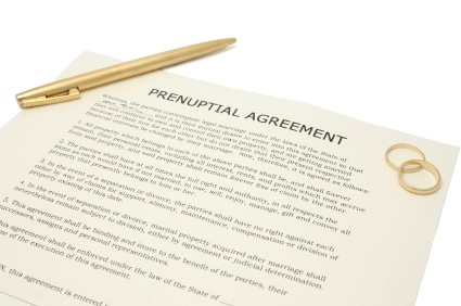 Prenuptial Agreements and Divorce Settlements – Prenuptial Agreement