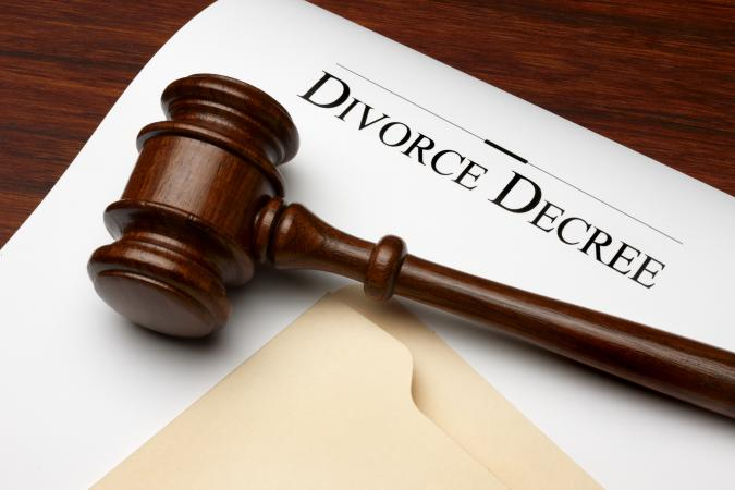 laws on divorce