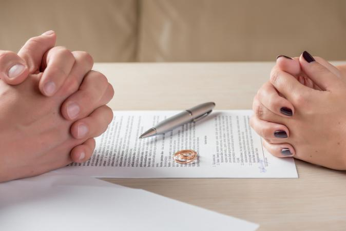 Prepare for separation with a checklist