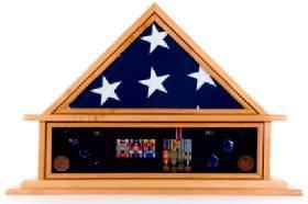 Flag Shadow Box