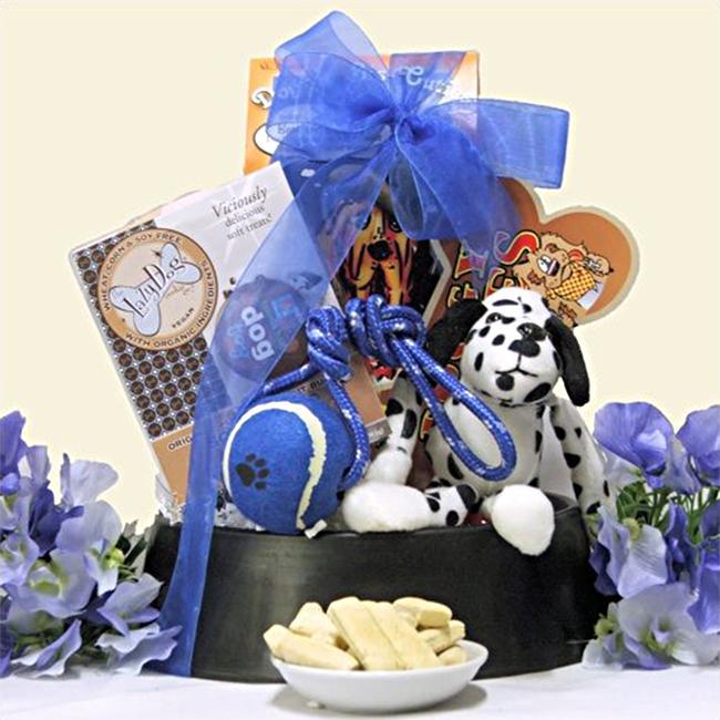 Dog Gift Ideas Part - 28: Pooch Gift Basket
