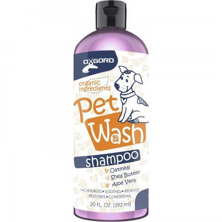 OxGord Organic Pet Wash Shampoo