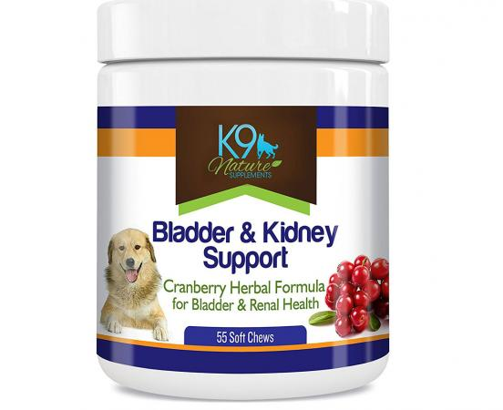 K9 Nature Supplements - Bladder & Kidney Support Treat
