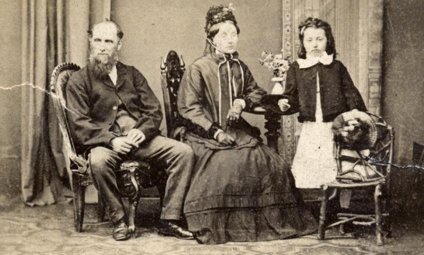 Victorian Mourning Photos [Slideshow]