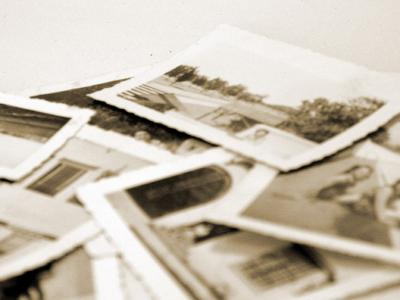 creating a memory book for elderly
