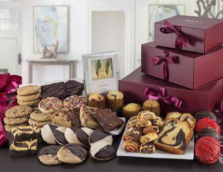 Dulcet's Ultimate Gift Tower Basket