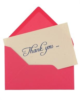 Do You Need to Send Thank You Cards to People Who Send Sympathy Notes?