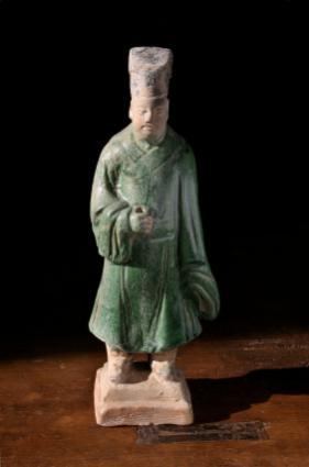 Ming Dynasty burial figurine