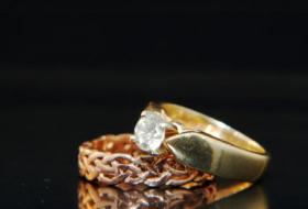 Unique Celtic Wedding Rings on Engagement Rings Slideshows