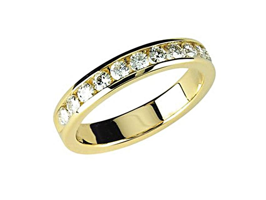 Yellow Gold Engagement Rings Yellow Gold Engagement Rings Under 600