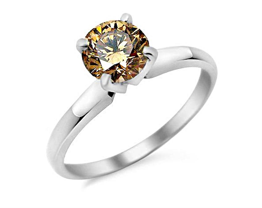 26 impactful chocolate diamonds wedding rings navokal