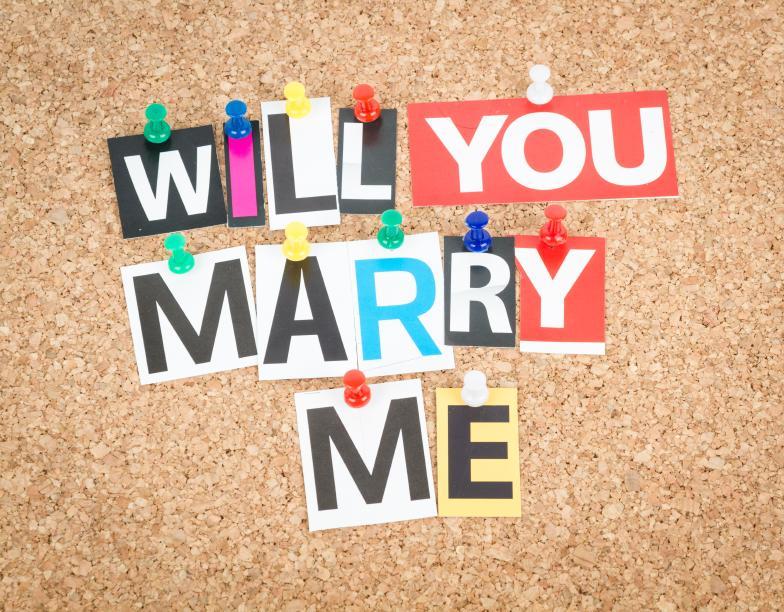 Best Marriage Proposal Ideas [Slideshow]