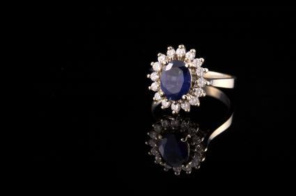 Princess Diana replica ring