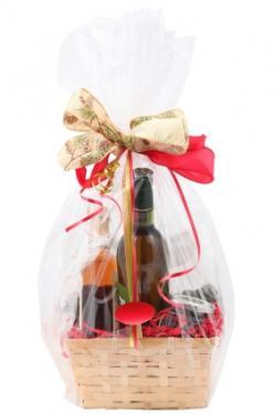 Celebration gift basket