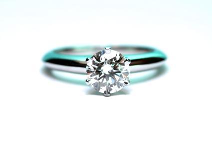 tiffiany wedding rings
