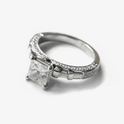 Vintage Look Ring