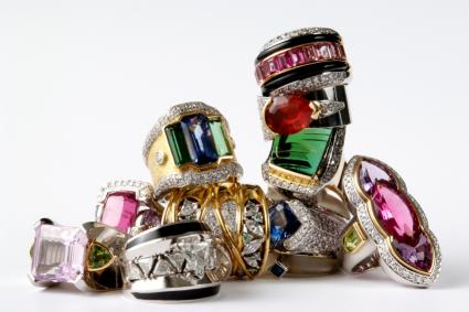 Collection of Right Hand Rings