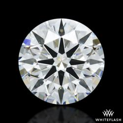 1.027 ct round cut loose diamond