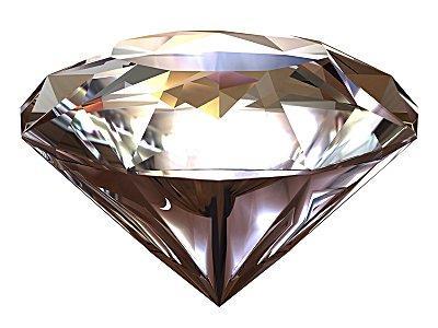 diamond closeup