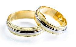 banded wedding rings: Wedding Rings Pictures.