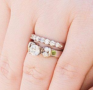 Wedding Band Wraps