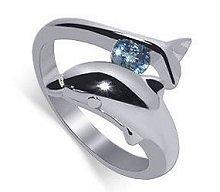 Beautiful Wedding Rings Beautiful Dolphin Engagement Rings