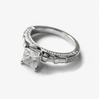 quality diamond ring