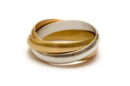 Russian wedding rings men - Polyvore