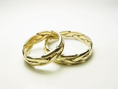 Celtic Wedding Rings  Women on Celtic Wedding Bands