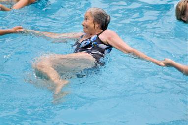 Aquatic Exercise Pictures