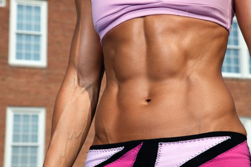 Image result for women with abs