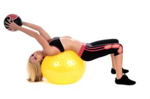 Medicine Ball Ab Exercises | LoveToKnow