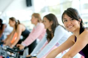 Spinning for Cardio Health