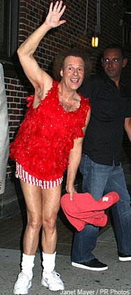 richard simmons workout costume. a fun fitness fanatic. one quality that richard simmons workout costume h
