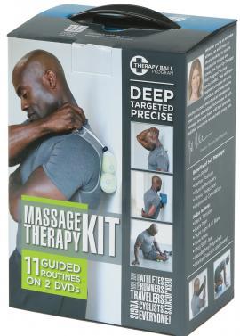Yoga Tune Up Massage Therapy Full Body Kit